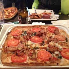 Photo taken at Ledo Pizza by Jesse F. on 11/13/2013