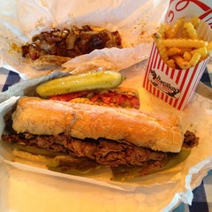 Photo taken at Portillo's by Tommy S. on 6/8/2013