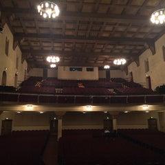 Photo taken at Laxson Auditorium by Scott M. on 3/31/2015