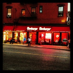 Photo taken at Cheeburger Cheeburger by Stephen D. on 10/5/2012