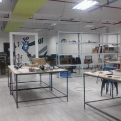 Photo taken at Seeedstudio by Michael M. on 10/20/2011