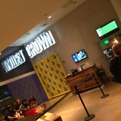 Photo taken at Violet Crown Cinema by Art G. on 3/15/2013