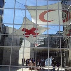 Photo taken at Musée International de la Croix-Rouge et du Croissant-Rouge by daniela g. on 7/10/2013