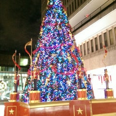 Photo taken at Peachtree Center Harris Tower by iFlows E. on 12/1/2013