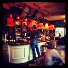 Photo taken at The Mason's Arms by Dora S. on 5/17/2013