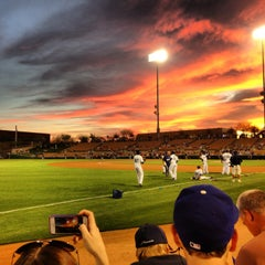 Photo taken at Camelback Ranch - Glendale by Bryan J. on 3/16/2013