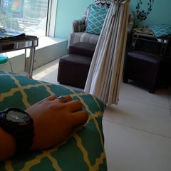 Photo taken at Nail Spa by Bianx S. on 4/3/2014