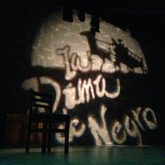 Photo taken at Teatro Julio Prieto by turista31 on 3/24/2013