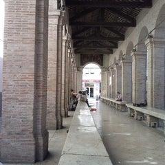 Photo taken at Vecchia Pescheria by Simone V. on 6/8/2013