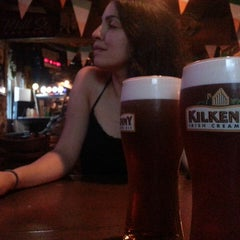 Photo taken at Failte Irish Pub by Thomas H. on 7/3/2013
