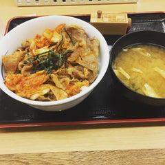 Photo taken at 松屋 高田馬場店 by Okutani T. on 10/2/2015
