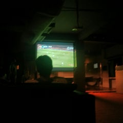 Photo taken at Dug Out Sports Bar by Sreejith K. on 10/4/2014