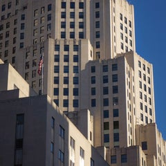 Photo taken at 11 Madison Ave by Jeffrey Z. on 10/6/2014