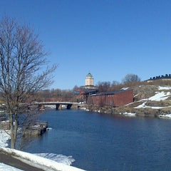 Photo taken at Suomenlinna / Sveaborg by Elvira S. on 4/6/2013