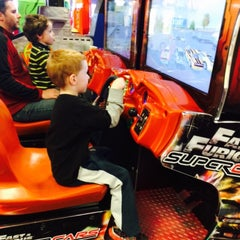 Photo taken at Chuck E. Cheese's by Rachel R. on 1/7/2015
