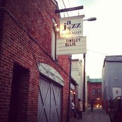 Photo taken at Blues Alley by Cori G. on 5/16/2013