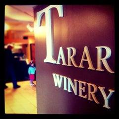 Photo taken at Tarara Winery by Tim F. on 3/27/2011