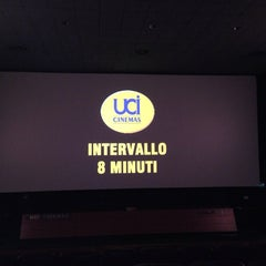 Photo taken at UCI Cinemas by Claudia F. on 3/23/2014