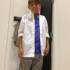 Photo taken at H&M by Erica M. on 8/3/2013