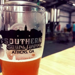 Photo taken at Copper Creek Brewing Co. by Tyler Y. on 7/18/2015