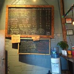 Photo taken at Barrier Brewing Co. by Derek I. on 8/16/2015