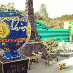Photo taken at Legoland California by Nathan H. on 4/15/2013
