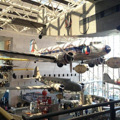 Photo taken at National Air and Space Museum by Evelyn Y. on 3/30/2013