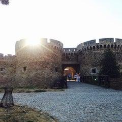 Photo taken at Kula Nebojša by Deniz P. on 8/15/2015