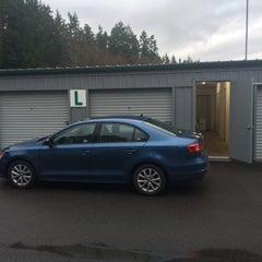 Photo taken at Reliable storage Poulsbo by Brian L. on 12/29/2015