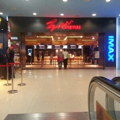 Photo taken at TGV Cinemas by Asyraf I. on 1/3/2013