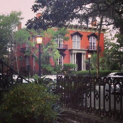 Photo taken at Mercer Williams House by Ryan L. on 12/8/2014