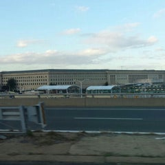Photo taken at The Pentagon by Gabby F. on 11/21/2015