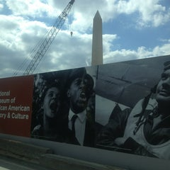 Photo taken at National Museum of African American History and Culture by Leslie M. on 3/21/2013