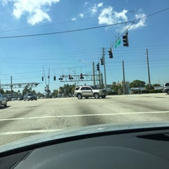 Photo taken at Biscayne And 163 St by Nando S. on 3/6/2016
