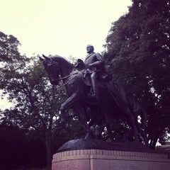 Photo taken at Robert E. Lee Park by Scott on 10/7/2012