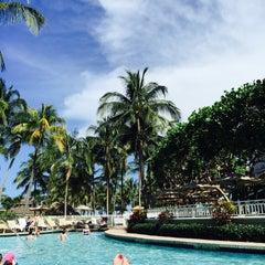 Photo taken at Lago Mar Resort Hotel by Linda S. on 4/11/2015