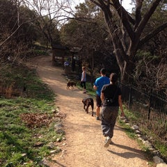 Photo taken at Barton Creek Greenbelt Spyglass by Bryan H. on 2/16/2014