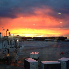 Photo taken at Baltimore / Washington International Thurgood Marshall Airport (BWI) by Randall S. on 7/8/2013