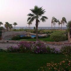 Photo taken at Swiss Inn El Sukhna by Mohamed Adel A. on 6/19/2014