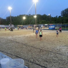 Photo taken at Setters Volleyball Club by Ryan K. on 6/6/2014