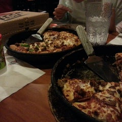 Photo taken at Pizza Hut by Bruce L. on 1/24/2015