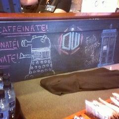 Photo taken at Caribou Coffee by Tony Z. on 6/19/2013