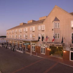 Photo taken at Harbor House Hotel & Marina at Pier 21 by Harbor House Hotel & Marina at Pier 21 on 9/3/2015