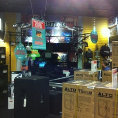 Photo taken at Guitar Center by Peter S. on 11/3/2012