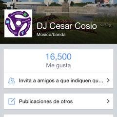 Photo taken at Ocho TV by DJ Cesar C. on 8/5/2014