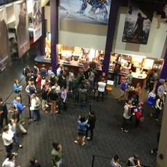 Photo taken at South Bank Cineplex by Arlanna E. on 5/10/2013