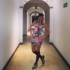 Photo taken at Puebla by Victoria R. on 9/24/2015