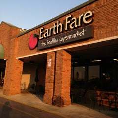 Photo taken at Earth Fare by Laurie W. on 3/27/2013