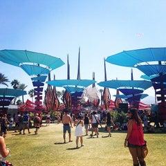 Photo taken at Coachella DoLab by Marcelo C. on 4/19/2014