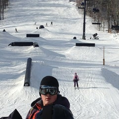 Photo taken at Carinthia Parks at Mount Snow by Arya Y. on 1/13/2013